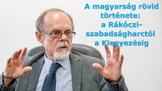 A magyarság rövid története: a Rákóczi-szabadságharctól a Kiegyezésig. Egy Bogár Naplója