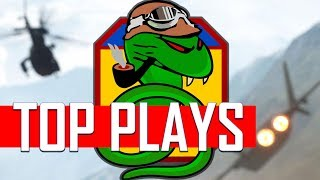 Battlefield TOP PLAYS - A Cobra Fumou!