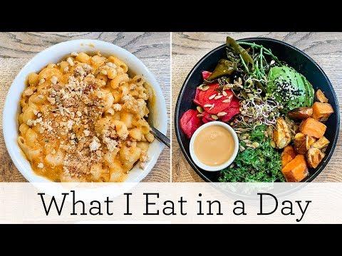 WHAT I EAT IN A DAY (VEGAN) ‣‣ Best Vegan Food In London