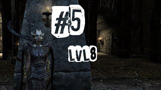 5 серия прохождения Skyrim с модами