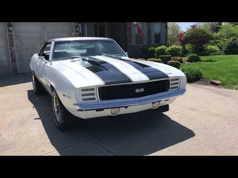 Video of '69 Camaro RS/SS - Q776