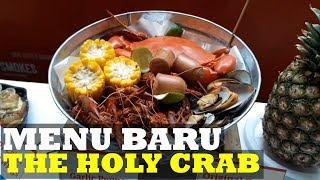 The Holy Crab Luncurkan Puluhan Menu Baru