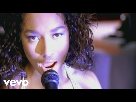 TLC - Diggin' On You (Official Video)