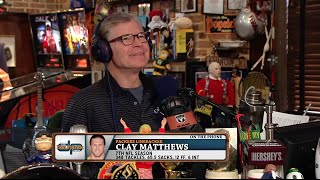Clay Matthews On The Dan Patrick Show (Full Interview) 11/17/15