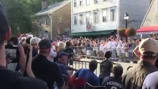 2014 Baseball Hall of Fame Parade of Legends