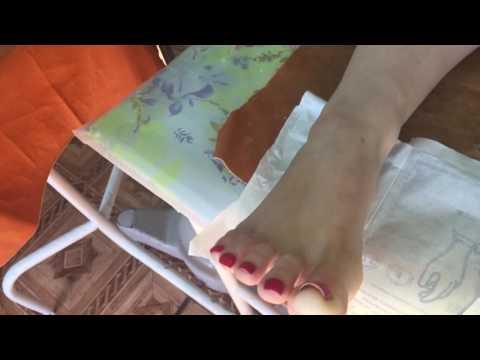 Bei welcher Temperatur gribok der Nägel auf den Schuhen umkommt