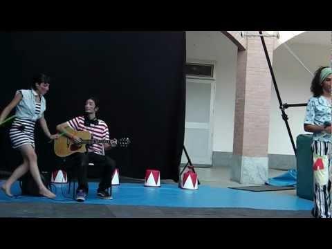 Circus Camp - Fondazione UCI Onlus - Spettacolo - Flower's e rullo