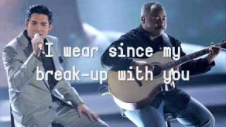 Adam Lambert - Tracks of My Tears (Studio version)
