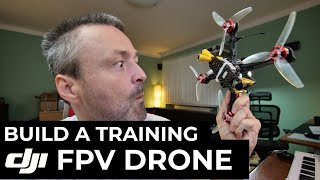 Build a Beginner Drone with DJI HD FPV [1/3]