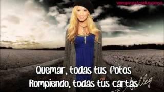 Delete You - Ashley Tisdale  - Traduccion al español (2011)