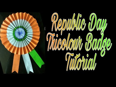 Craft Ideas For Kids On Republic Day