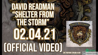 DAVID READMAN - Shelter From The Storm