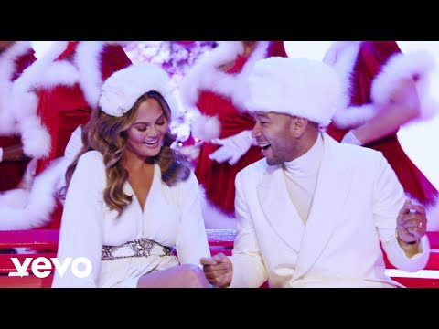 Bring Me Love <br>Live from A Legendary Christmas with John and Chrissy<br><font color='#ED1C24'>JOHN LEGEND</font>