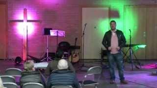 Guest Speaker: Nigel Williams