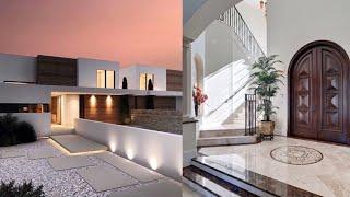 Stylish Outdoor Tiles Exterior Design Ideas