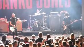 Danko Jones - Cadillac, Sex Change Shake, Lovercall & Gonna Be A Fight To Night, Helsinki, 7.10.2015