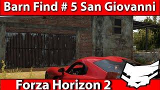Barn Find San Giovanni 免费在线视频最佳电影电视节目 Viveos Net