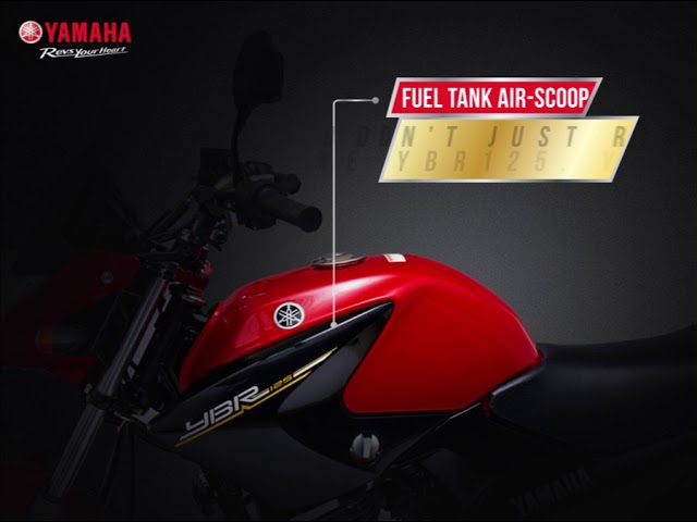 Yamaha YBR125 Product Launch