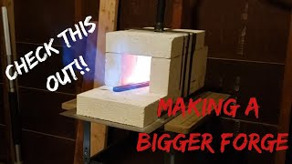 Making A Easy DIY Forge