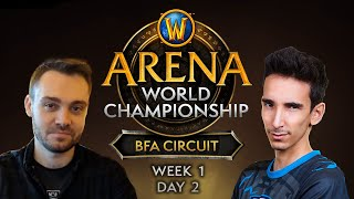 AWC BFA Circuit | Week 1 - Day 2 | Full VOD