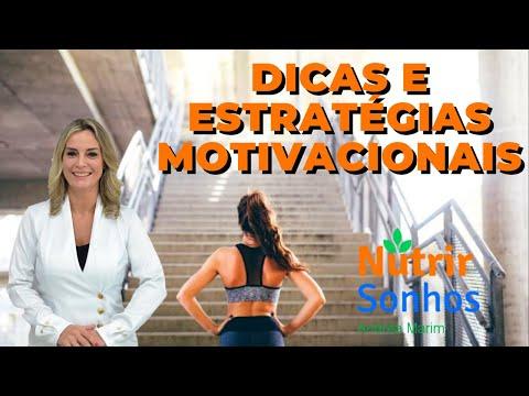 Dicas e Estratégias Motivacionais.-Foco e disciplina ajudam