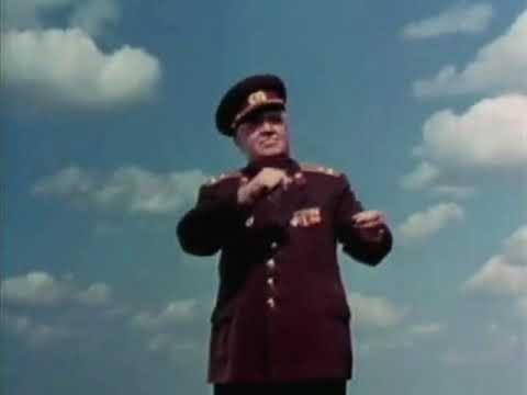 В путь, в путь, в путь. Хор и Ансамбль Красной (Российской) Армии