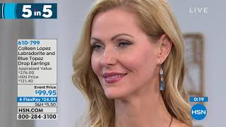 HSN | Colleen Lopez Gemstone Jewelry 01.29.2019 - 07 PM