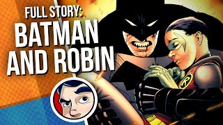 Batman Robin(Damian), Origin To Death - Full Story | Comicstorian