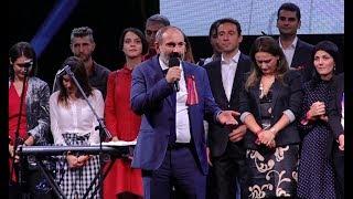 Հայաստանում պետք է լինի տեսակետների և սկզբունքների պայքար. Նիկոլ Փաշինյան