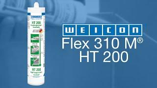 WEICON Flex 310 M HT 200