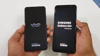 Vivo Y83 vs Samsung Galaxy A6+ Speed Test !