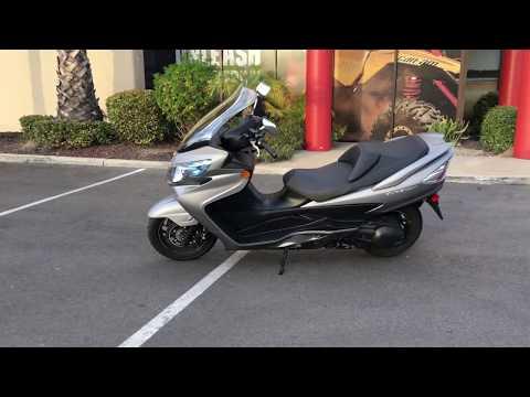 2016 Suzuki Burgman 400 ABS in Murrieta, California