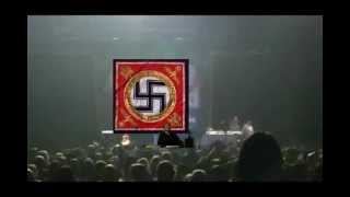 HITLER ASSASSINATED AT A RALLY! bieber bottle footage