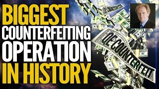 Biggest Counterfeiting Operation In History – Mike Maloney