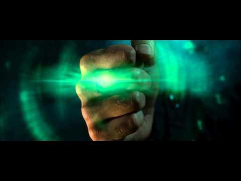 Video trailer för Green Lantern - Trailer #2 - 1080p