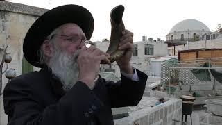 Shofar Blowing for Rosh Hashana