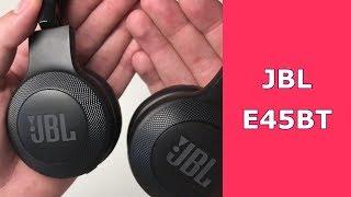 JBL E45BT Test & Unboxing ✅