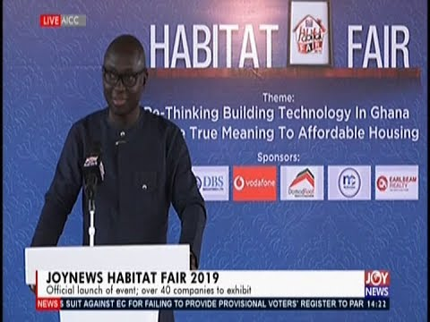JoyNews Habitat Fair 2019 (20-9-19)