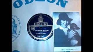 Claire Waldoff:  Da geht mir der Hut hoch!  Vortragslied um 1951