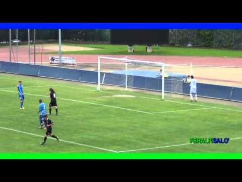 Preview video  FERALPISALO´-PAVIA 1-1 (Allievi)