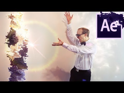 DISINTEGRATION VFX – Adobe After Effects Tutorial