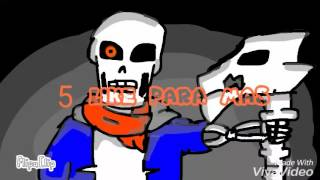 Disbelief Papyrus Song