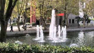 preview picture of video 'Huazhong University, Wuhan, China'