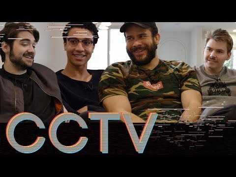 GHOUL GANG HQ (feat. Jakob) • CCTV #18