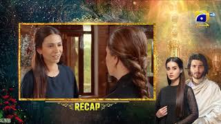 Recap - Khuda Aur Mohabbat Season 3 - Episode 34 - 1st October 2021 - HAR PAL GEO