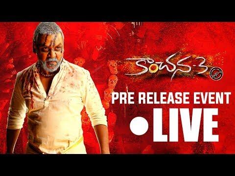 Kanchana 3 Pre Release Event