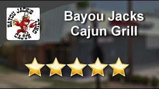 Bayou Jacks Roanoke Review - Cajun Grill