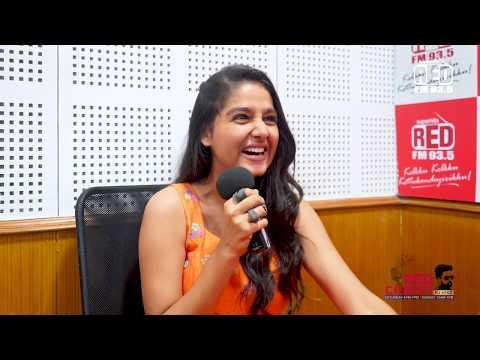 Anaswara Rajan | Red Carpet | RJ Mike | Red FM Malayalam