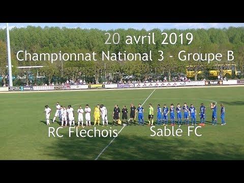 N3 La Flèche - Sablé 20 avril 2019