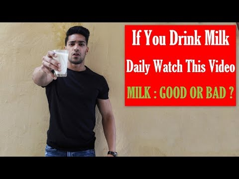 What Happen If You Drink MILK Every Day | GOOD OR BAD?